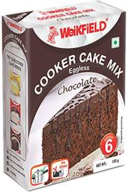 WeiKFiELD Cooker Cake Mix Chocolate 150 g