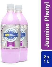 Flipkart Supermart Home Essentials Floor and Bathroom Cleaner Jasmine