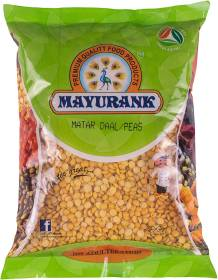 Mayurank Foods Matar Dal (Split)