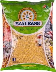 Mayurank Foods Yellow Moong Dal (Split)