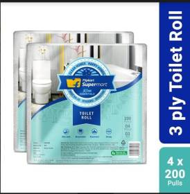 Flipkart Supermart Home Essentials Toilet Paper Roll