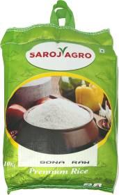 Saroj Agro Premium Raw Sona Masoori Rice