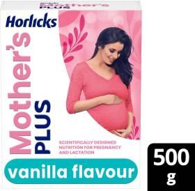 Horlicks Mother's Plus Plus Vanilla Flavour