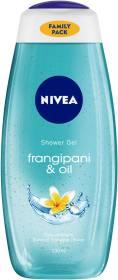 NIVEA Shower Gel, Frangipani & Oil Body Wash