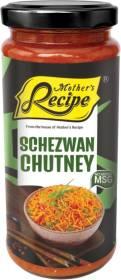 MOTHER'S RECIPE Desi Szechwan Chutney Paste