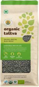 Organic Tattva Organic Black Urad Dal (Whole)