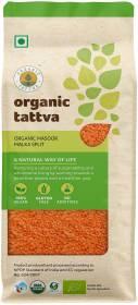 Organic Tattva Red Masoor Dal (Split)