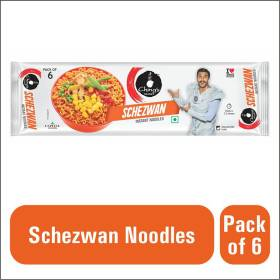 Ching's Secret Schezwan Instant Noodles Vegetarian