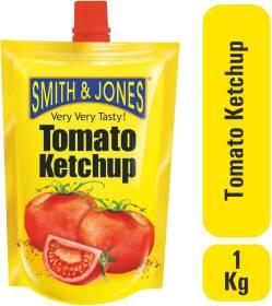 SMITH & JONES Tomato Ketchup