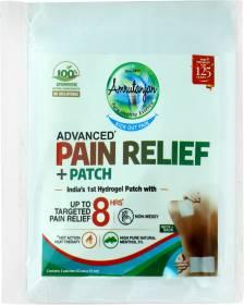 Amrutanjan Advanced Pain Relief Plaster & Patch