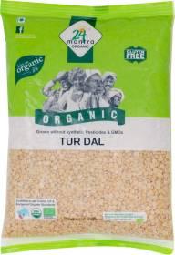 24 mantra ORGANIC Organic Toor Dal