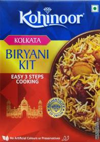Kohinoor Kolkata Biryani Kit 327 g