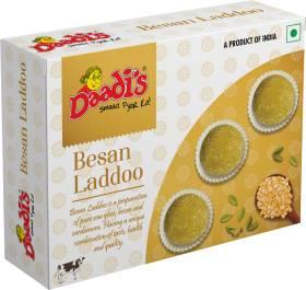 Daadi's Besan Laddoo Box