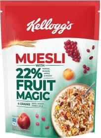 Kellogg's Muesli 22% Fruit Magic