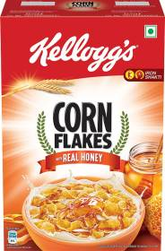 Kellogg's Corn Flakes Real Honey
