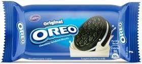 OREO Original Chocolatey Sandwich Biscuits Cream Sandwich