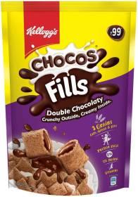 Kellogg's Chocos Fills Double Chocolaty