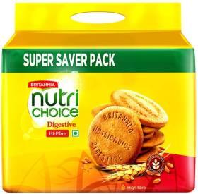 BRITANNIA NutriChoice High Fibre Biscuits Digestive