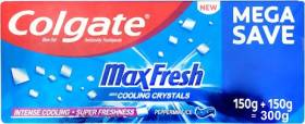 Colgate Maxfresh with Cooling Crystals Toothpaste
