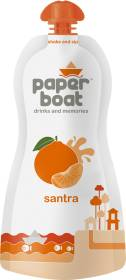 Paper boat Juice - Santra