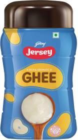 Godrej Jersey Rich & Aromatic Ghee 1 L Plastic Bottle