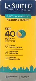 La Shield Pollution Protect Mineral Sunscreen - SPF 40 PA+++
