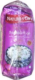 Natures's Gift Sugandh Basmati Rice (Medium Grain)