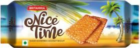 BRITANNIA Nice Time Coconut Cookies