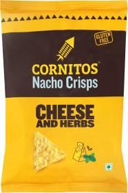 CORNITOS Crisps Cheese and Herbs Nachos