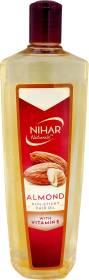 Nihar Naturals Almond Non Sticky Hair Oil