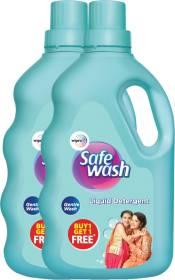 Safewash Gentle Wash Liquid Detergent