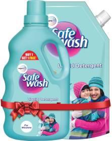 Safewash Wool Wash Fresh Liquid Detergent