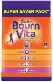 Cadbury Bournvita Health Drink Pouch