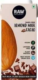 Raw Pressery Almond milk Cacao