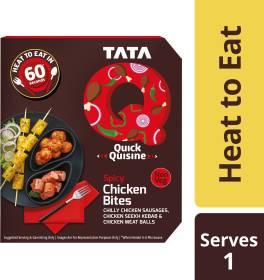 Tata Q Spicy Chicken Bites 180 g