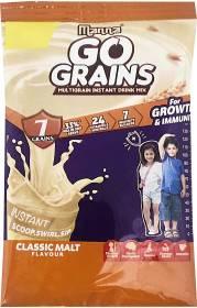 Manna Go Grains Multigrain Instant Drink mix