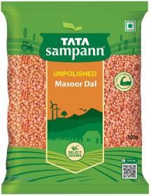 Tata Sampann Red Masoor Dal (Split)