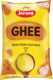 Godrej Jersey Pure Cow Ghee 1 L Pouch