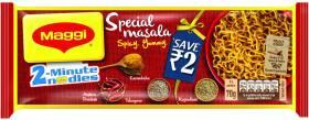 Maggi Special Masala Instant Noodles Vegetarian