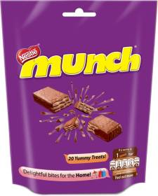 Nestle Munch Bars