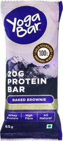 yoga bar Protein Baked Brownie