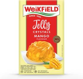 WeiKFiELD Mango Flavour Jelly Crystals