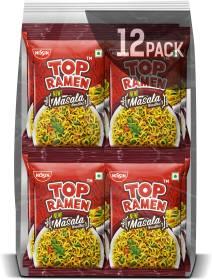 Nissin Top ramen Top Ramen Masala Instant Noodles Vegetarian