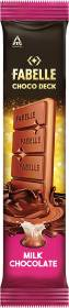 Fabelle Choco Deck Milk Chocolate Bars