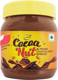 Sundrop Cocoa Nut Almond Chocolatey Spread 350 g