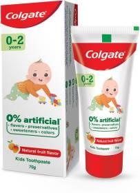 Colgate Natural Fruit Flavor for Kids Toothpaste