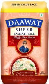 Daawat Super Basmati Rice (Long Grain)