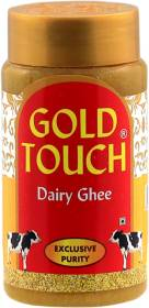 Gold Touch Dairy Ghee 100 ml Plastic Bottle