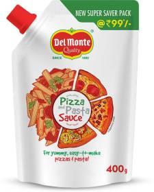 Del Monte Pizza and Pasta Sauce