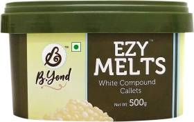 B.Yond Ezy Melts White Compound Callets Solid